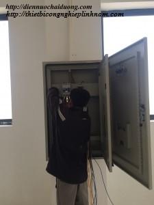 lắp tủ điện