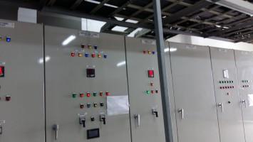 hệ thống tủ phân phối