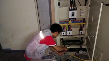 thi công tủ điện tại cẩm giàng hải dương