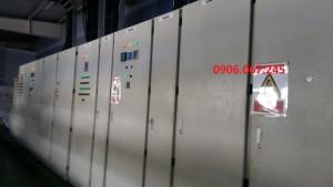 tủ phân phối chính của nhà máy