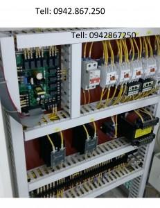 bảo trì tủ điện