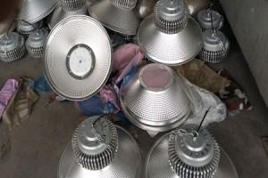 thay đèn led nhà xưởng 100w