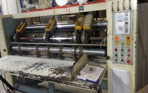 sửa chữa máy cắt giấy